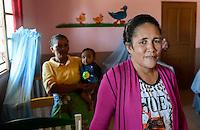 MADAGASCAR, Mananjary, tribe ANTAMBAHOAKA, fady, according to the rules of their ancestors twin children are a taboo and not accepted in the society, the orphanage CATJA Center takes care for abandoned twins and arrange adoptions / MADAGASKAR, Zwillinge sind ein Fady oder Tabu beim Stamm der ANTAMBAHOAKA in der Region Mananjary, Waisenhaus CATJA Center, betreut Zwillingskinder die ausgesetzt oder von ihren Eltern abgegeben wurden und vermittelt Adoptionen, Leiterin JULIE RASOARIMANANA