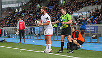 Saturday 14th September 2019 | Glasgow vs Ulster  <br /> <br /> John Andrew during the second pre-season friendly between Ulster and Glasgow at Scotstoun Stadium, Glasgow, Scotland. Photo by John Dickson / DICKSONDIGITAL
