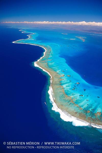Récifs Mbere et de l'Annibal au large de Dumbéa, Nouvelle-Calédonie