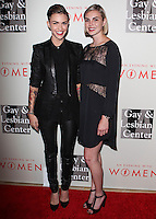"""BEVERLY HILLS, CA, USA - MAY 10: Ruby Rose, Phoebe Dahl at the """"An Evening With Women"""" 2014 Benefiting L.A. Gay & Lesbian Center held at the Beverly Hilton Hotel on May 10, 2014 in Beverly Hills, California, United States. (Photo by Celebrity Monitor)"""