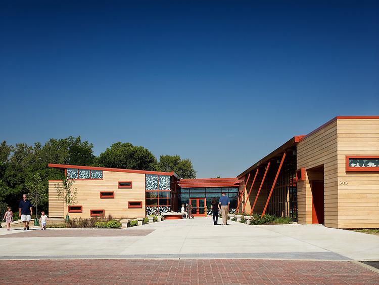 Grange Audubon Center   Architect: Design Group