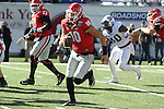 December 30, 2016: Georgia Bulldogs quarterback Jacob Eason (10) in the second half of the AutoZone Liberty Bowl at Liberty Bowl Memorial Stadium in Memphis, Tennessee. ©Justin Manning/Eclipse Sportswire/Cal Sport Media