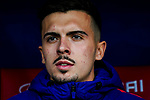 Joaquin Munoz of Atletico de Madrid is seen prior to the La Liga 2018-19 match between Atletico de Madrid and Deportivo Alaves at Wanda Metropolitano on December 08 2018 in Madrid, Spain. Photo by Diego Souto / Power Sport Images
