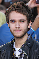 """WESTWOOD, LOS ANGELES, CA, USA - MARCH 18: Zedd at the World Premiere Of Summit Entertainment's """"Divergent"""" held at the Regency Bruin Theatre on March 18, 2014 in Westwood, Los Angeles, California, United States. (Photo by Xavier Collin/Celebrity Monitor)"""