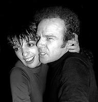 Gower Champion Liza Minnelli 1978<br /> Photo By Adam Scull/PHOTOlink.net
