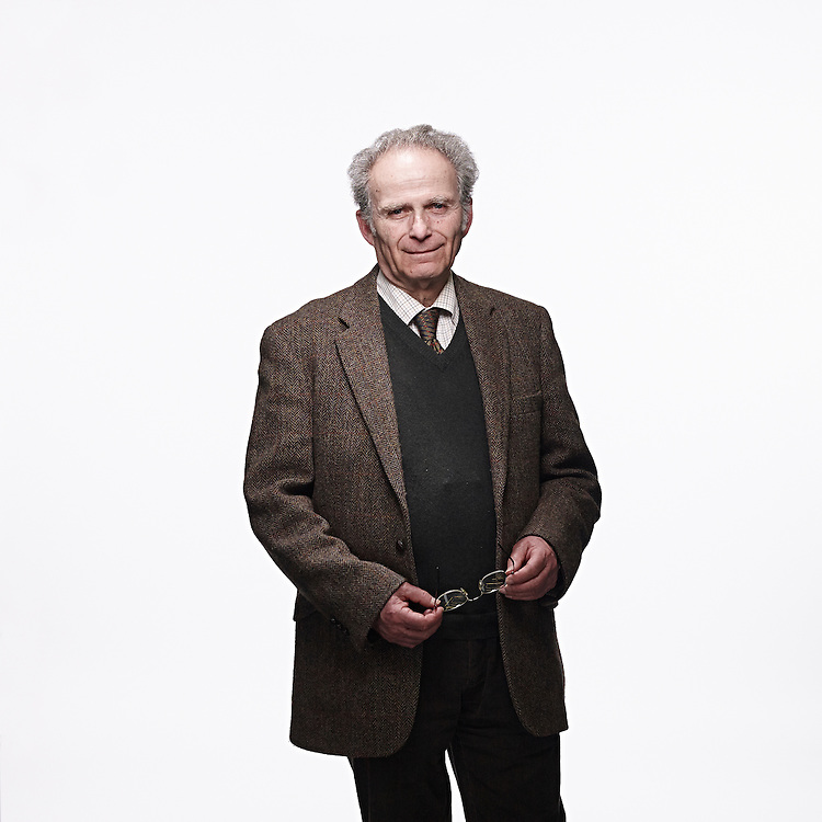 © John Angerson<br /> 140320  Quaker week Portraits<br /> Tom Leimdorfer<br /> Licence expires March 2017