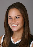 STANFORD, CA - NOVEMBER 4:  Maris Perlman of the Stanford Cardinal lacrosse team poses for a headshot on November 4, 2008 in Stanford, California.