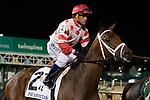 September 18, 2021: #2 Goddess of Fire in the G3 Pocahontas S. at Churchill Downs in Louisville, Kentucky on September 18, 2021. Jessica Morgan/Eclipse Sportswire.