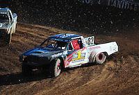 Dec. 10, 2011; Chandler, AZ, USA;  LOORRS pro lite unlimited driver Chris Brandt during round 15 at Firebird International Raceway. Mandatory Credit: Mark J. Rebilas-