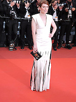 Cannes France May 12 2016 Julianne Moore attends the Money monster Premiere at the Palais des Festival During the 69th Annual Cannes Film Festival