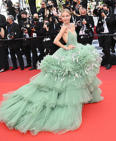 CANNES, FRANCE. July 7, 2021: Leonie Hanne at the Everything Went Fine Premiere at the 74th Festival de Cannes.<br /> Picture: Paul Smith / Featureflash