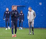 28.02.2020 Rangers training: Borna Barisic