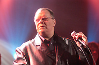 Bob Walsh<br />  sing at the Offenback reunion concert <br /> April 31, 2004 in Montreal<br /> <br /> In the 70s and 80s ; Offenbach was a Quebec Rock group made mostly of english musicians but fronted by francophone Gerry Boulet, who died of cancer July 18, 1990.<br /> <br /> <br /> photo : (c)  Images Distribution<br /> <br />  - PHOTO D'ARCHIVE :  Agence Quebec Presse