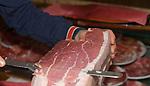 Ham, Appetizer, Pan Da Francesco Restaurant, Rome, Italy