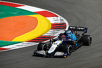 63 RUSSELL George (gbr), Williams Racing F1 FW43B, action during the Formula 1 Heineken Grande Prémio de Portugal 2021 from April 30 to May 2, 2021 on the Algarve International Circuit, in Portimao, Portugal <br /> FORMULA 1 : Grand Prix Portugal - Essais - Portimao - 30/04/2021<br /> Photo DPPI/Panoramic/Insidefoto <br /> ITALY ONLY