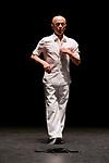 THE IDIOT<br /> <br /> MISE EN SCÈNE, LUMIÈRES, COSTUMES, COLLAGE MUSICAL Saburo Teshigawara<br /> COLLABORATION ARTISTIQUE Rihoko Sato<br /> COORDINATION TECHNIQUE / ASSISTANT LUMIÈRES Sergio Pessanha<br /> ASSISTANT LUMIÈRES Hiroki Shimizu<br /> AVEC Saburo Teshigawara, Rihoko Sato<br /> Compagnie : KARAS<br /> Lieu : Théâtre National de la Danse de Chaillot - Salle Firmin Gemier<br /> Date : 26/09/2018<br /> Cadre : Tous japonais