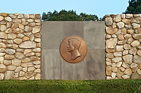 JFK Memorial, Hyannis, Cape Cod, Massachusettes, USA