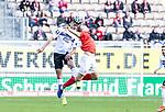 Szene aus dem Spiel 1.FC Kaiserslautern - SV Waldhof beim Spiel in der 3. Liga, 1. FC Kaiserslautern - SV Waldhof Mannheim.<br /> <br /> Foto © PIX-Sportfotos *** Foto ist honorarpflichtig! *** Auf Anfrage in hoeherer Qualitaet/Aufloesung. Belegexemplar erbeten. Veroeffentlichung ausschliesslich fuer journalistisch-publizistische Zwecke. For editorial use only. DFL regulations prohibit any use of photographs as image sequences and/or quasi-video.
