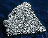 CHROMIUM<br /> Crystal<br /> Iron Chromium Oxide (FeCr2O4) is the principal ore of Chromium