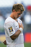 Stuart Holden. USA defeated Grenada 4-0 during the First Round of the 2009 CONCACAF Gold Cup at Qwest Field in Seattle, Washington on July 4, 2009.