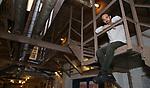 Charlie Cox - Broadway Debut Photo Shoot
