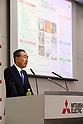 Mitsubishi Electric president Masaki Sakuyama outlines strategy