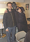 Hanging with producer Ross Robinson