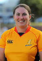 Megan Wakefield. Wellington Blaze headshots at Allied Nationwide Basin Reserve, Wellington on Thursday, 9 December 2010. Photo: Dave Lintott / lintottphoto.co.nz