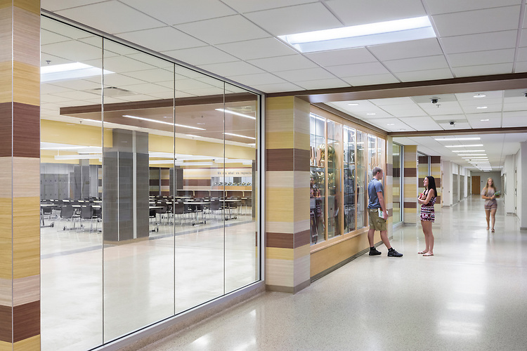John Marshall High School | Silling Architects