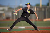 Justin West (15) during the WWBA World Championship at Lee County Player Development Complex on October 8, 2020 in Fort Myers, Florida.  Justin West, a resident of Paducah, Kentucky who attends Paducah Tilghman High School, is committed to Louisville.  (Mike Janes/Four Seam Images)