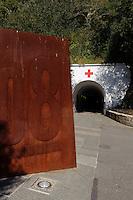 Jersey War Tunnels in St. Lawrence, Insel Jersey, Kanalinseln