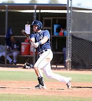 Owen Miller - San Diego Padres 2019 spring training (Bill Mitchell)