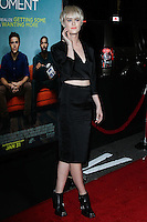 """LOS ANGELES, CA - JANUARY 27: Mackenzie Davis at the Los Angeles Premiere Of Focus Features' """"That Awkward Moment"""" held at Regal Cinemas L.A. Live on January 27, 2014 in Los Angeles, California. (Photo by David Acosta/Celebrity Monitor)"""