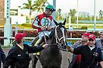 30 January 2010:  Sweet Repent (Manoel Cruz) wins the Sunshine Millions Distaff at Gulfstream Park in Hallandale Beach, FL.