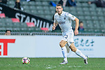 Auckland City Defender Marko Dordevic in action during the Nike Lunar New Year Cup 2017 match between SC Kitchee (HKG) and Auckland City FC (NZL) on January 31, 2017 in Hong Kong, Hong Kong. Photo by Marcio Rodrigo Machado / Power Sport Images