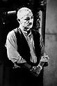 Steven Berkoff, writer, actor, director 1989 CREDIT Geraint Lewis