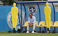 Präsident Rüdiger Fritsch (SV Darmstadt 98) - 01.08.2020: SV Darmstadt 98 Trainingsauftakt, Stadion am Boellenfalltor, 2. Bundesliga, emonline, emspor<br /> <br /> DISCLAIMER: <br /> DFL regulations prohibit any use of photographs as image sequences and/or quasi-video.