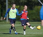 Danny Wilson and Kenny Miller