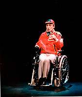 FILE PHOTO - Yvon Deschamps in 1983.<br /> <br /> Photo :  Agence Quebec Presse - Denis Alix