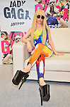 """A Gagadoll, Dec 01, 2013 : Tokyo, Japan : A Gaga life-size doll is seen on display during a press conference for her new album """"ARTPOP"""" in Tokyo, Japan, on December 1, 2013."""