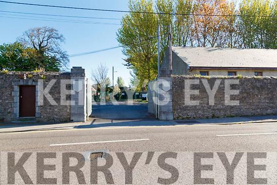 Ballymullen army barracks, Tralee.