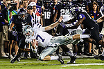 Kansas State Wildcats quarterback Collin Klein (7) in action during the game between the Kansas State Wildcats and the TCU Horned Frogs at the Amon G. Carter Stadium in Fort Worth, Texas. Kansas State defeats TCU 23 to 10...