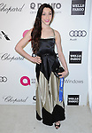 Meryl Davis  attends the 2014 Elton John AIDS Foundation Academy Awards Viewing Party in West Hollyood, California on March 02,2014                                                                               © 2014 Hollywood Press Agency