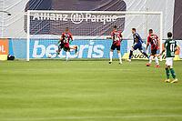 SÃO PAULO, SP, 28.11.2020 - PALMEIRAS X ATHLÉTICO-PR - Rony jogador do Palmeiras durante partida contra o Athlético, válida pela 23ª Rodada do Campeonato Brasileiro Estádio Allianz Parque na região Oeste da cidade de São Paulo neste sábado 28.