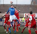 060413 Montrose v Stirling Albion