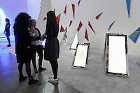 - Torino, fiera dell'arte contemporanea Artissima<br /> <br /> - Turin, contemporary art fair Artissima