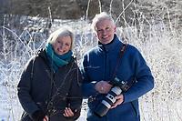 Autorenfoto Katrin Hecker und Frank Hecker, Autorenfotos