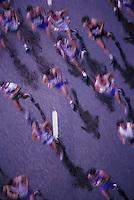 Marathon runners<br />