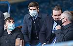 06.03.2021 Rangers v St Mirren: Steven Gerrard