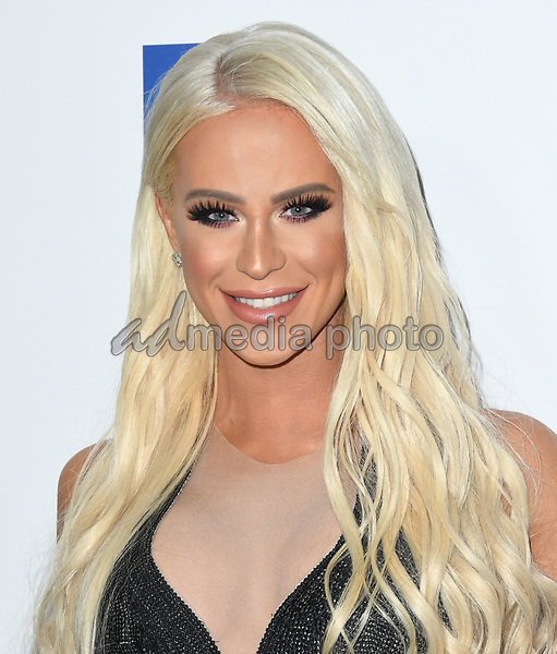 10 March 2018 - Los Angeles, California - Gigi Gorgeous. The Human Rights Campaign 2018 Los Angeles Dinner held at JW Marriott LA Live. Photo Credit: Birdie Thompson/AdMedia